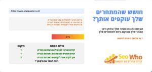 מקום ראשון בגוגל מומחה לקידום אתרים בישראל ובארצות הברית